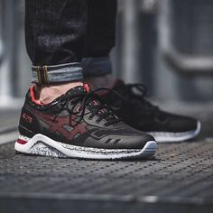 asics gel lyte iii haters quotes