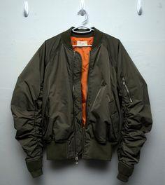 Fear Of God Fear Of God X Pac Sun Raglan Bomber Jacket Size S $315 - Grailed