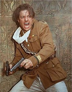 """Brendan Frasier in """"The Mummy"""" Cinema Movies, Movie Tv, Brendan Fraser The Mummy, Mummy Movie, Safari, Adventure Aesthetic, French Foreign Legion, Chef D Oeuvre, Indiana Jones"""