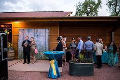 J. LaPlante Photo | Boulder Wedding Photographer | @planetbluegrass Wedding | Wedding photo booth