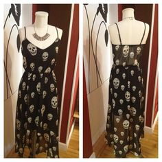 Skull Dress ($40)