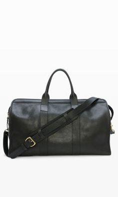 0fd83aa4a2d6 Lotuff Duffle Travel Bag - Club Monaco Bags - Club Monaco Minimal Wardrobe