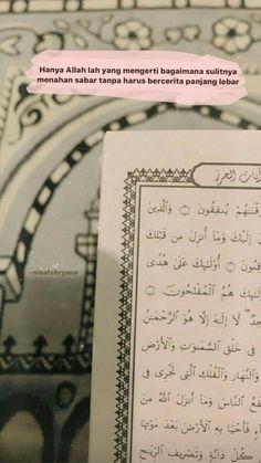 Quran Quotes, Islamic Quotes, Qoutes, Reminder Quotes, Cartoon Wallpaper, My Music, Allah, Verses, Self