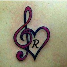 Stylish Mehndi Designs, Beautiful Henna Designs, Mehndi Art Designs, Latest Mehndi Designs, Love Music Tattoo, Music Tattoos, R Letter Design, Alphabet Letters Design, Fancy Letters