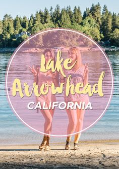 We had an incredible time relaxing in Lake Arrowhead, California!
