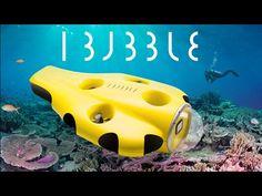 Autonomous underwater camera - iBubble