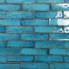 Blue Subway Tile, Blue Tiles, Blue Bathroom Tiles, Blue Kitchen Tiles, White Bathroom, Small Bathroom, Bathroom Styling, Bathroom Interior Design, Rustic Bathroom Vanities