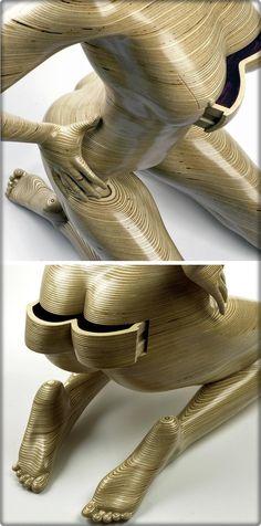 Sculptural Drawers