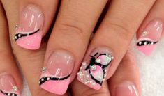 Decoracion De Uñas Facil Y Rapido Desde Casa [2019-2020] Pedicure Nail Art, Nail Designs, Beauty, Google, Home, Templates, Nailed It, New Trends, Cute Nails
