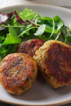 Persian Spiced Lentil Patties Recipe