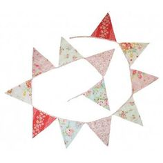 Emma Bunting Flags
