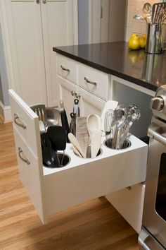 Kitchen Cabinets DIY - CLICK THE PICTURE for Various Kitchen Ideas. #cabinets #kitchenisland
