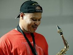 TODAY (September20) Miss Steve Coleman is @)_!.  Happy Birthday . To watch his 'VIDEO PORTRAIT'  'Steve Coleman - Bluesman' in a large format, to hear 'YOUR BEST OF Steve Coleman' on Spotify, go to >> http://go.rvj.pm/lc