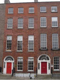 georgian architecture | Georgian Style Town Homes - Dublin