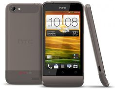 HTC One V. The rebirth of the classic HTC Legend from a couple of years back. The 'chin' is back! The V sports a 3.7 inch Super LCD display, 1GHz Qualcomm processor, ICS 4.0 and major camera improvements. The budget offering from the 'One' series. Very retro design indeed!