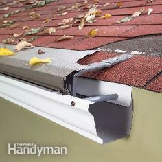 Properly functioning gutters are vital maintaining a properly functioning MD roofing system. Without gutters that have been properly manufactured and installed, Replacing Gutters, Seamless Gutters, Home Tech, Roofing Systems, Stainless Steel Mesh, Roof Repair, Home Repairs, Diy Home Improvement, Woodworking Tips