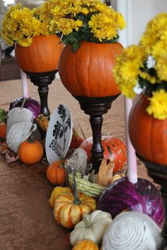 Thanksgiving Tablescape by Every Day is an Occasion for Craft Warehouse