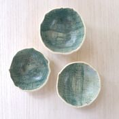 Image of Lichen Small Bowls (set of 3) #17 - SOLD