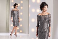 Mon Cheri Bridals offers a wide selection of Mother of the Bride dresses to make a mother look as radiant as the bride