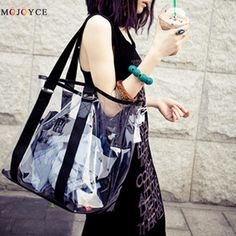 $11.18 (Buy here: https://alitems.com/g/1e8d114494ebda23ff8b16525dc3e8/?i=5&ulp=https%3A%2F%2Fwww.aliexpress.com%2Fitem%2FNEW-summer-2017-waterproof-transparent-jelly-bag-beach-bag-crystal-women-shoulder-bags-purses-and-handbags%2F32802737433.html ) NEW summer 2017 waterproof transparent jelly bag beach bag crystal women shoulder bags purses and handbags Purses for just $11.18