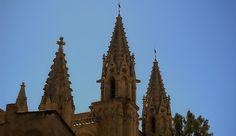 Primer experimento en HDR.  Catedral de Palma de Mallorca
