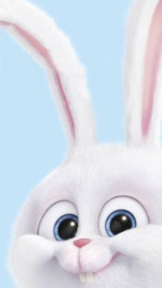 Wallpaper Iphone Liebe, Funny Iphone Wallpaper, Cute Disney Wallpaper, Cellphone Wallpaper, Cute Cartoon Wallpapers, Iphone Backgrounds, Iphone Wallpapers, Cute Bunny Cartoon, Happy Cartoon