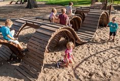BEST IDEAS OF PLAYGROUND DESIGNS : CHILDREN WILL SURELY LOVE - https://decorspace.net/77-best-ideas-of-playground-designs-children-will-surely-love/