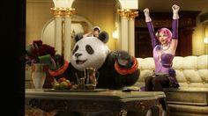 Alisa Panda Xiaoyu by Fruti-Orient.deviantart.com on @DeviantArt