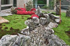 Dry Stream                                      Marc Peter Keane - Landscape Architect