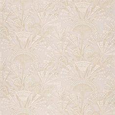 Zorah Pink Botanical Wallpaper
