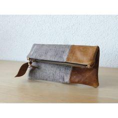 Herringbone European Clutch - Bags - Shop