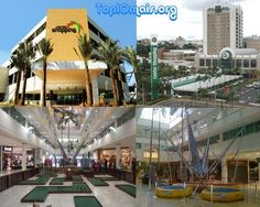 Center shopping em Uberlandia