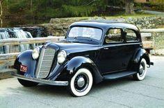 1935 Hupmobile model 528D Hupmobile - (Hupp Motor Car Corp. Detroit, Michigan, 1908-1940)