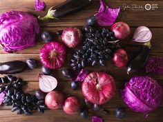 The Anti-Inflammatory Properties Of Purple Foods by JulieDaniluk.com