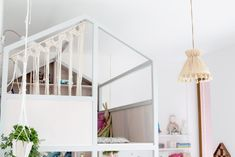 18 Magical Bedroom, Pastel Nursery, Play Houses, Houses Houses, Toddler Rooms, Childrens Room Decor, Kids Room Design, Little Girl Rooms, Kid Spaces