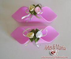 porta guardanapo flor de cetim  eva,flor de cetim colagem,corte