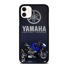 YAMAHA LOGO MOTOR RACING iPhone 11 Case Cover  Vendor: Favocase Type: iPhone 11 case Price: 14.90  This premium YAMAHA LOGO MOTOR RACING iPhone11 case will create luxury style to your iPhone11 phone. Materials are from durable hard plastic or silicone rubber cases. available in black and white color. Our case makers customize and design each case in high resolution printing with best quality sublimation ink that protect the back sides and corners of phone from bumps and scratches. The profile is slim easy to snap in and access to all ports butt