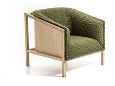Prop Armchair by Benjamin Hubert