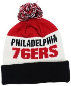a1cf8504856  47 Brand Philadelphia 76ers Crossblock Knit Hat   Reviews - Sports Fan  Shop By Lids - Men - Macy s