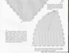 biquini de croche com grafico - Pesquisa Google