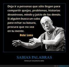 SABIAS PALABRAS - Dichas por una persona sabia