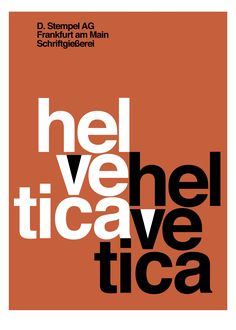 helvetica poster mad men - Google Search