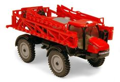 1:64 Case IH Patriot 3330 Sprayer by ERTL. $10.93. From the Manufacturer                Ertl, the worldwide leader in farm toys for over sixty years, is proud to offer this highly detailed replica. Featuring die cast parts, realistic details, and authentic decoration, this accurately scaled replica is sure to be a hit with collectors and fans of all ages.                                    Product Description                Ertl, the worldwide leader in farm toys for over sixt...