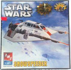Star Wars Snowspeeder Model Kit