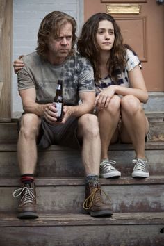 Frank and Fiona from Shameless (US)