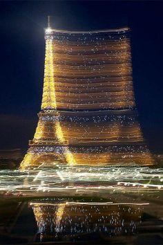 Eiffel Tower, Paris, France ~ photography