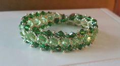 Check out this item in my Etsy shop https://www.etsy.com/listing/225282531/gorgeous-swarovski-crystal-bracelet