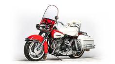 1964 Harley-Davidson FLH Duo-Glide presented as lot S36. #Mecum #EJCole #Motorcycles #LasVegas