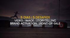 5 dias / 5 desafios www.marketingmarathon.pt