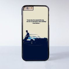 Paul Walker Plastic Phone Case For iPhone 6 More Style For iPhone 6/5/5s/5c/4/4s